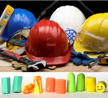 Safety and health protective equipment